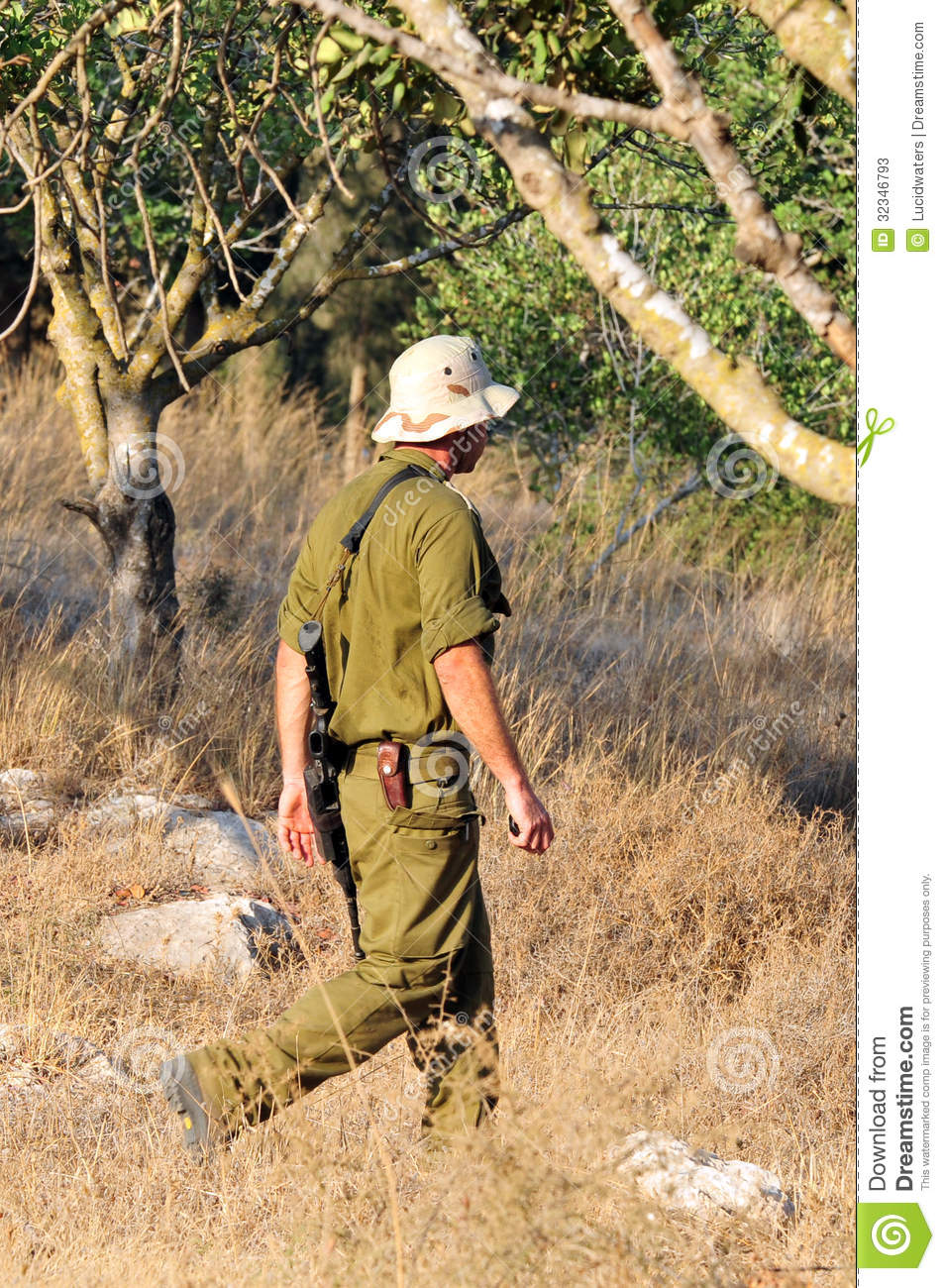 IDF Special Forces - Sayeret Matkal Editorial Stock Photo ...