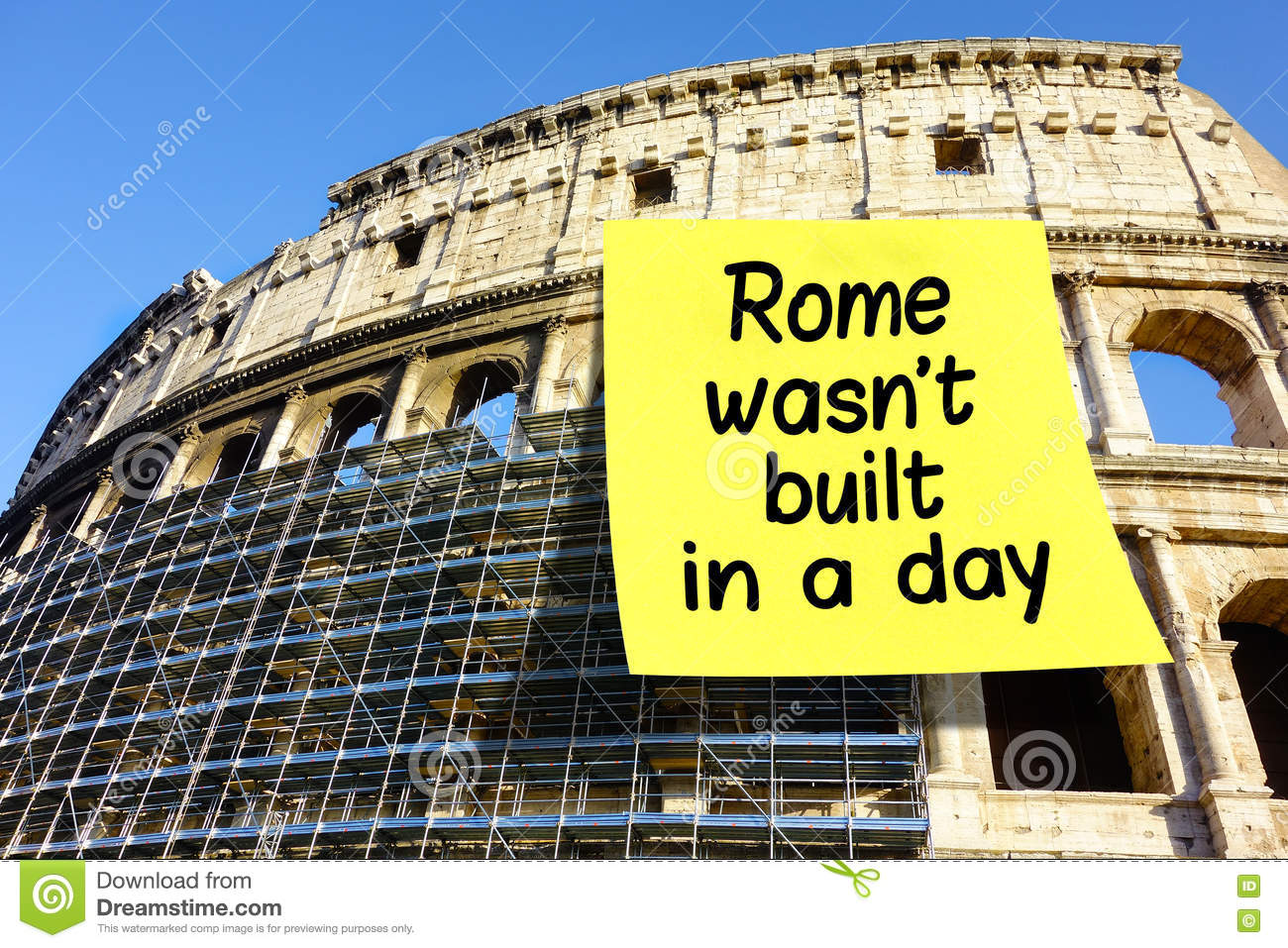 rome was not built in one day essay Essays love soliloquies hamlet me talk pretty one day essay essay madness  of  a or student is rome was not built in a day short essay admitted to candidacy in.