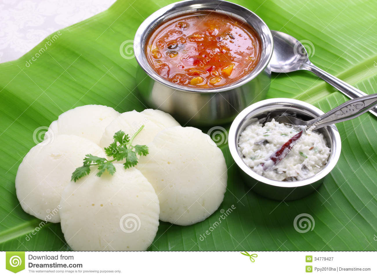 How to perfect the idli and vada batter