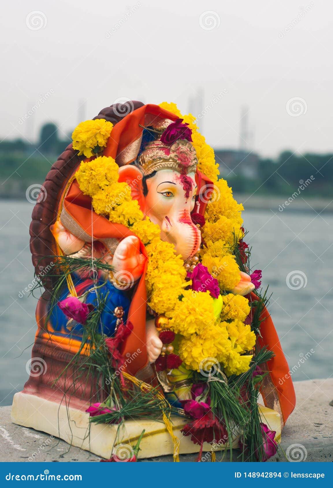 Idole de Lord Ganesha