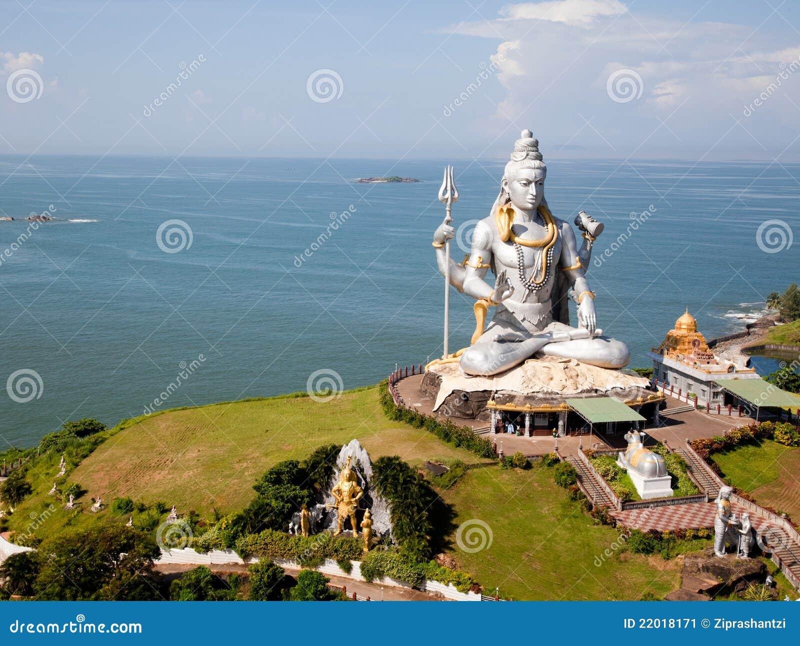 Idolo del signore Shiva