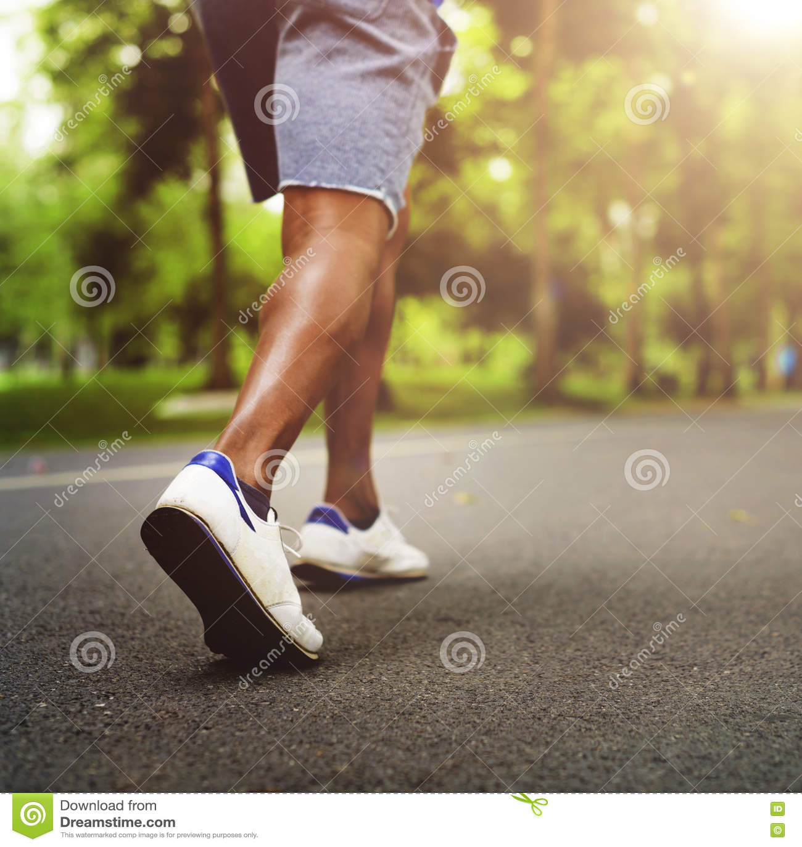 Idrottsman nen Concept för Sportman Sportwoman PodcastPlaylist