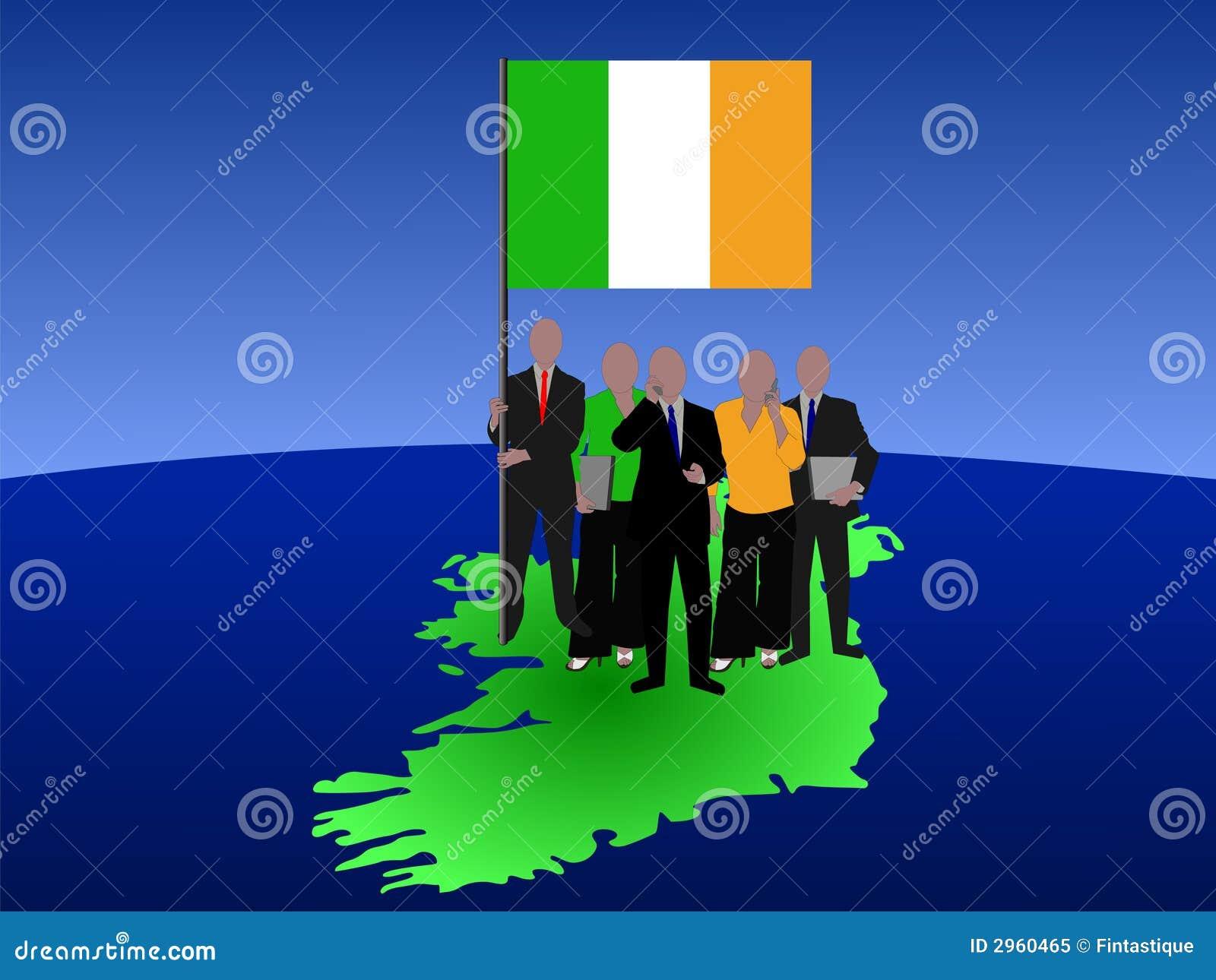 Iers commercieel team