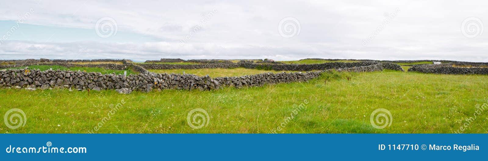 Iers platteland