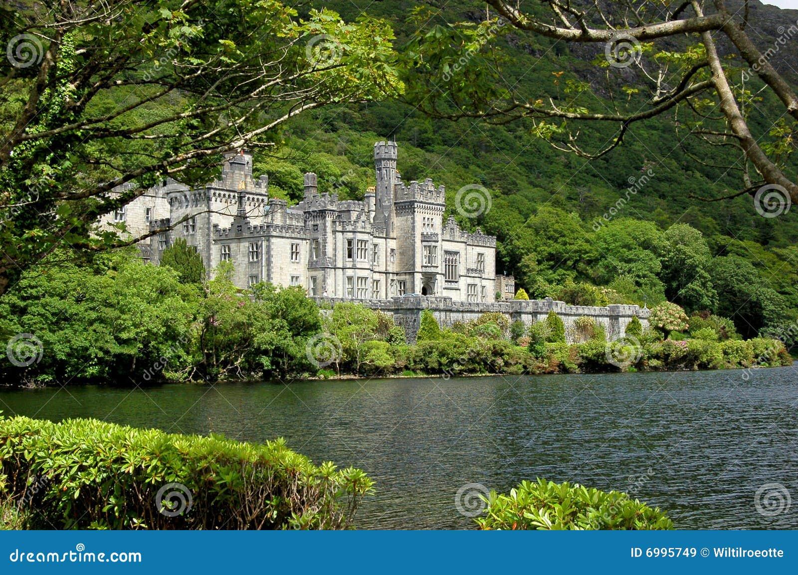 Ierse meer kylemore abdij