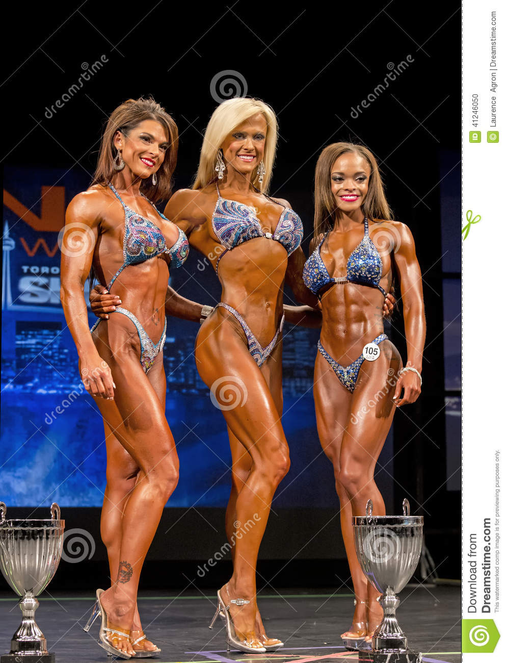 Toronto Body Building Show May