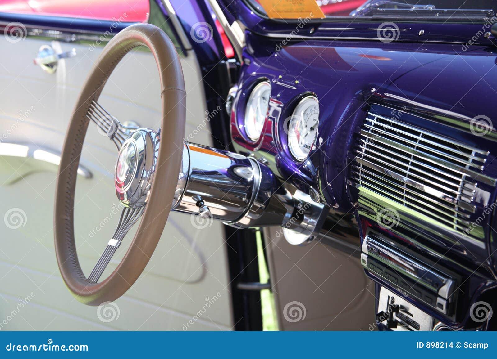 Ig chromu koło kierownicy