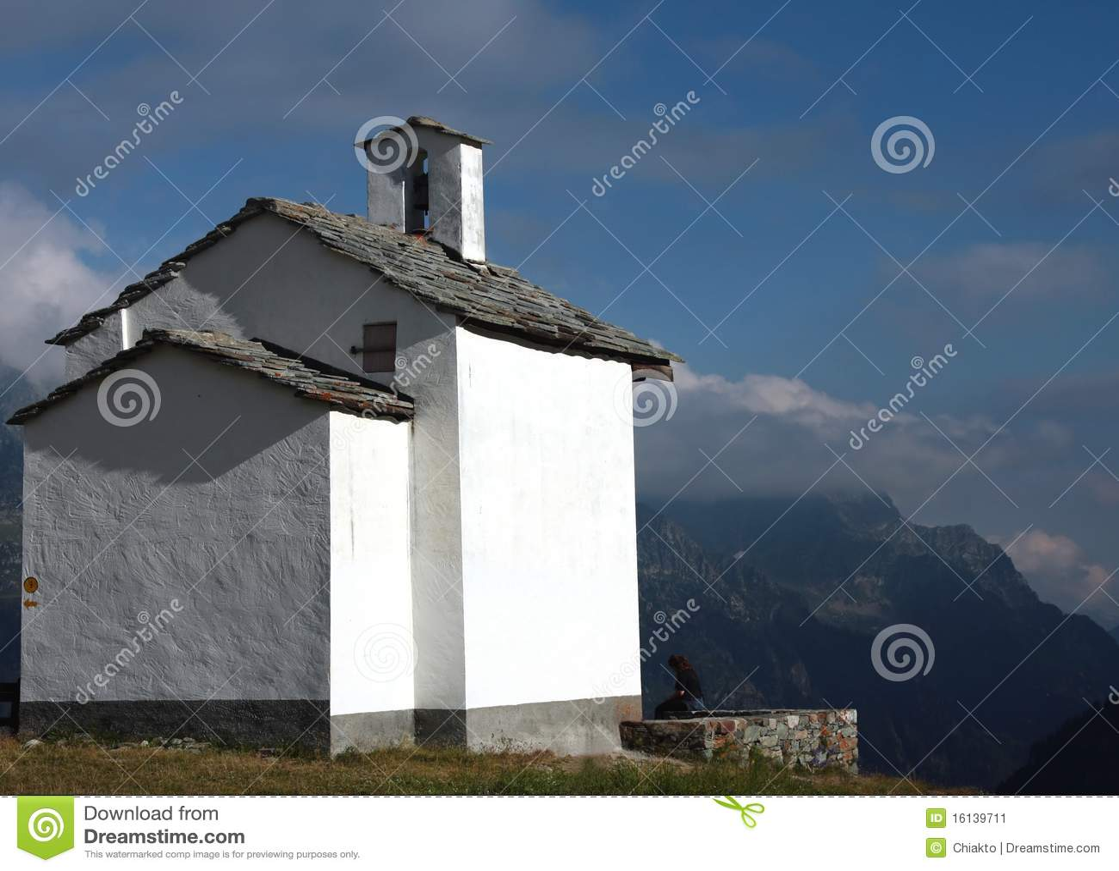 Iglesia blanca
