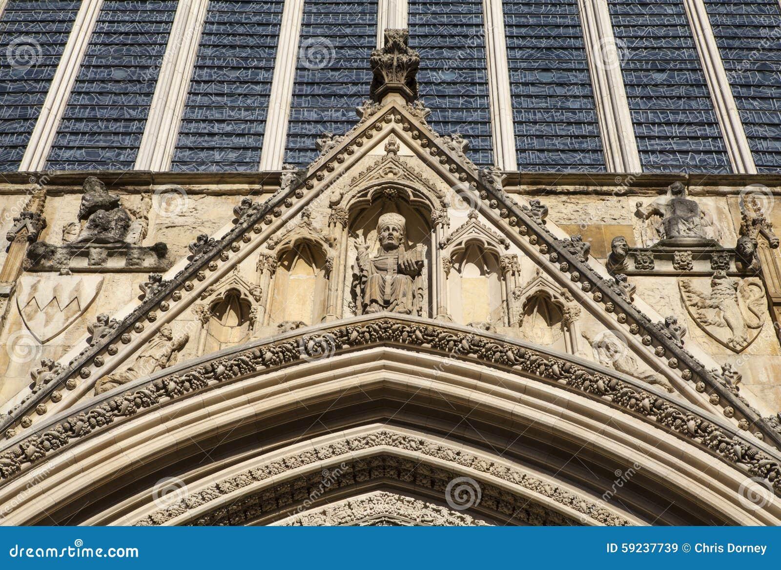 Download Iglesia De Monasterio De York Imagen de archivo - Imagen de destinación, atracciones: 59237739