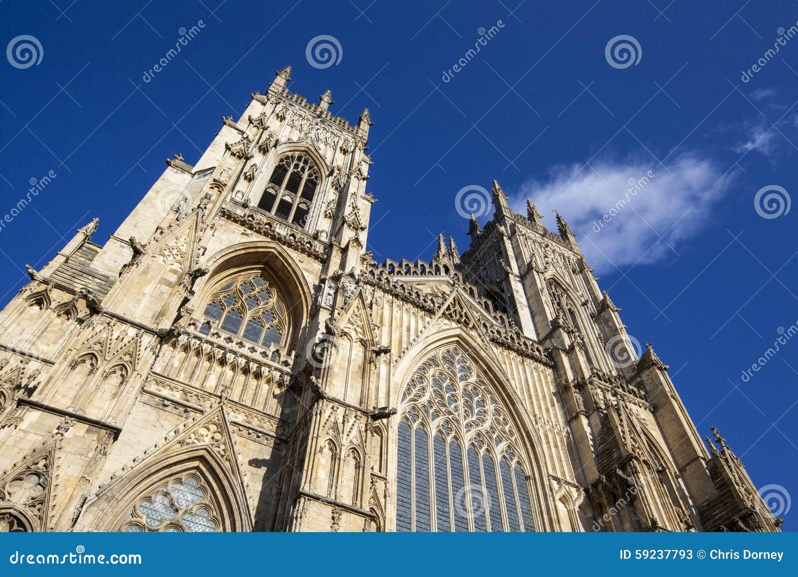 Iglesia de monasterio de York