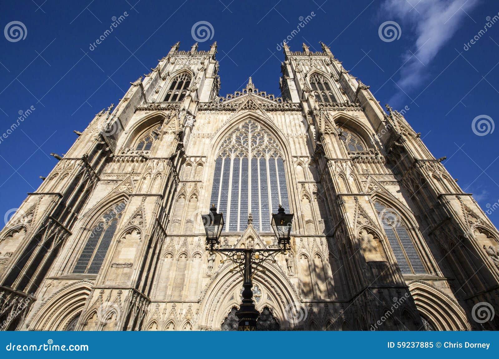Download Iglesia De Monasterio De York Imagen de archivo - Imagen de reino, gótico: 59237885