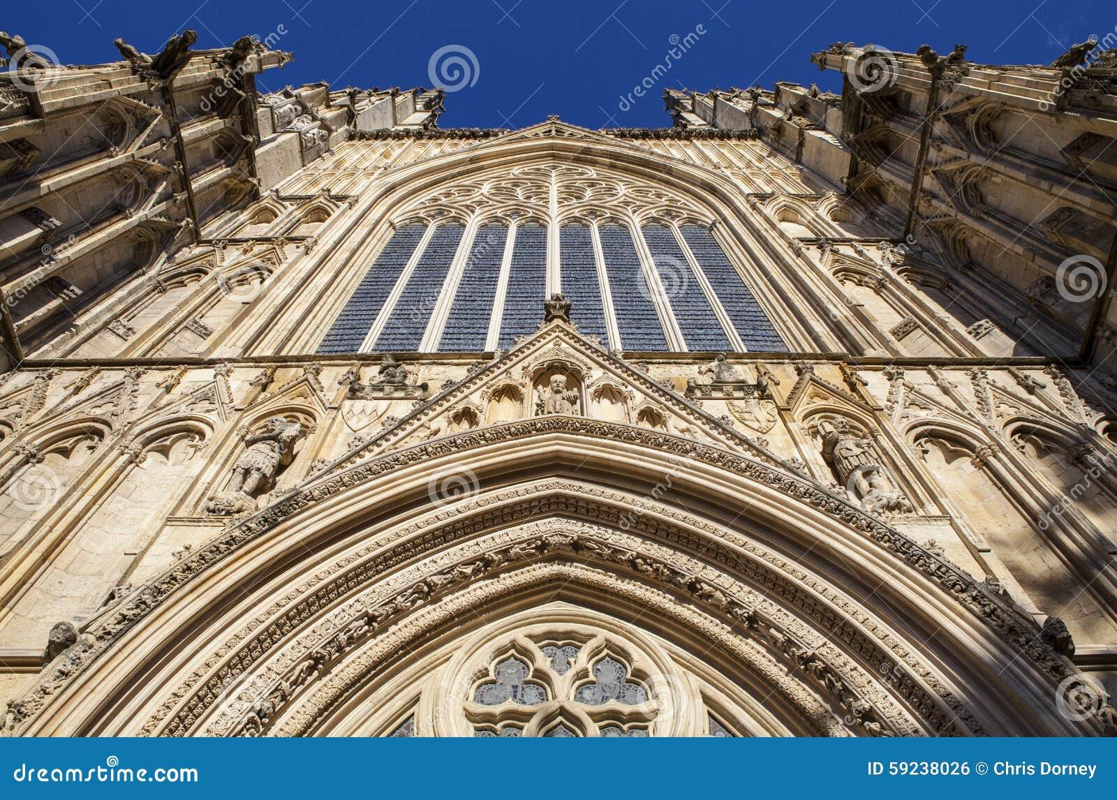 Download Iglesia De Monasterio De York Foto de archivo - Imagen de iglesias, atracciones: 59238026