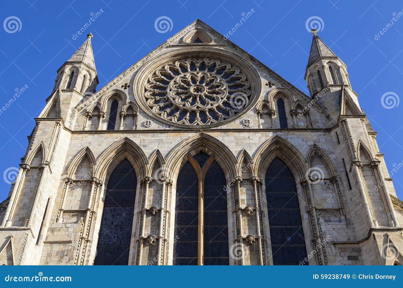Download Iglesia De Monasterio De York Imagen de archivo - Imagen de britain, historia: 59238749