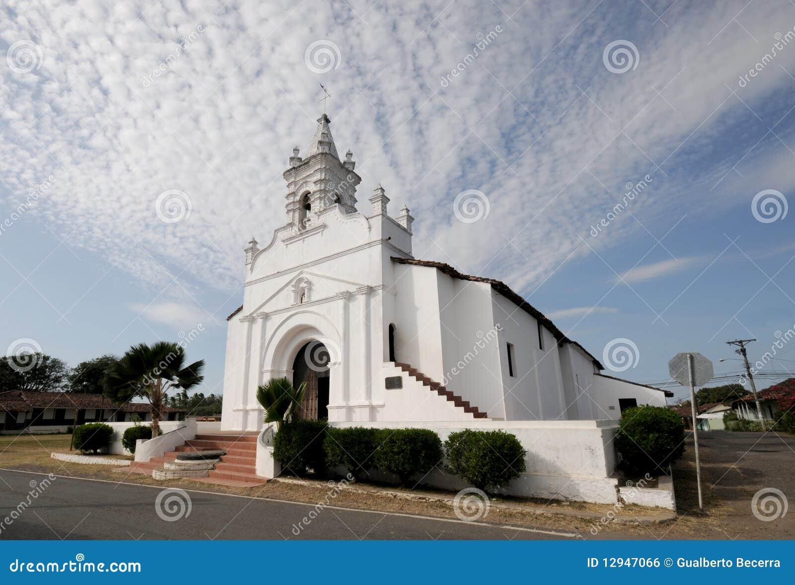 Iglesia de Parita