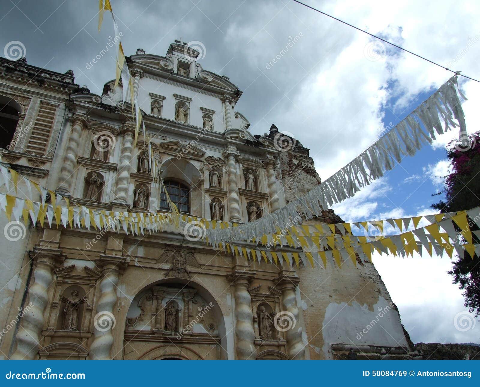 Iglesia De San Francisco El Grande Antigua Imagen De Archivo