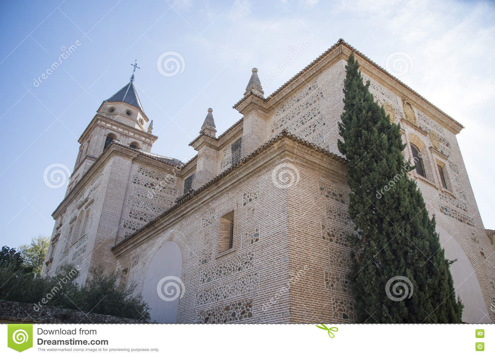 Iglesia de Santa Maria en Alhambra