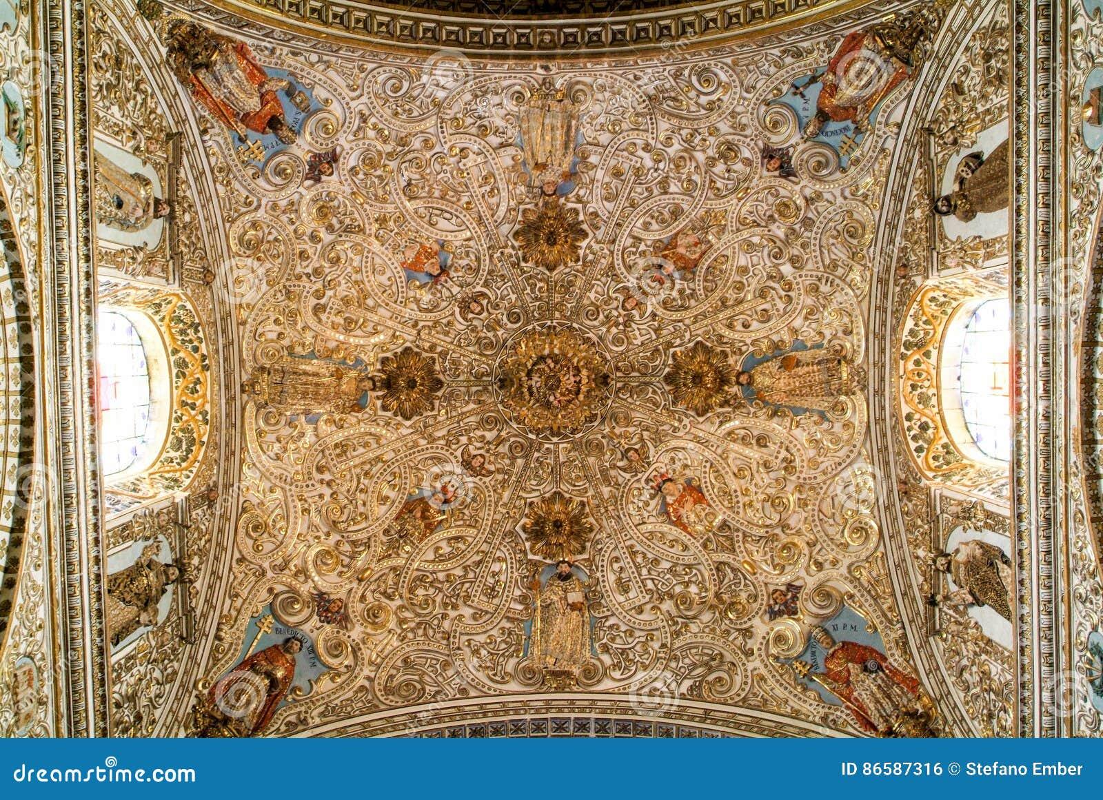 Iglesia de Santo Domingo de Guzman en Oaxaca