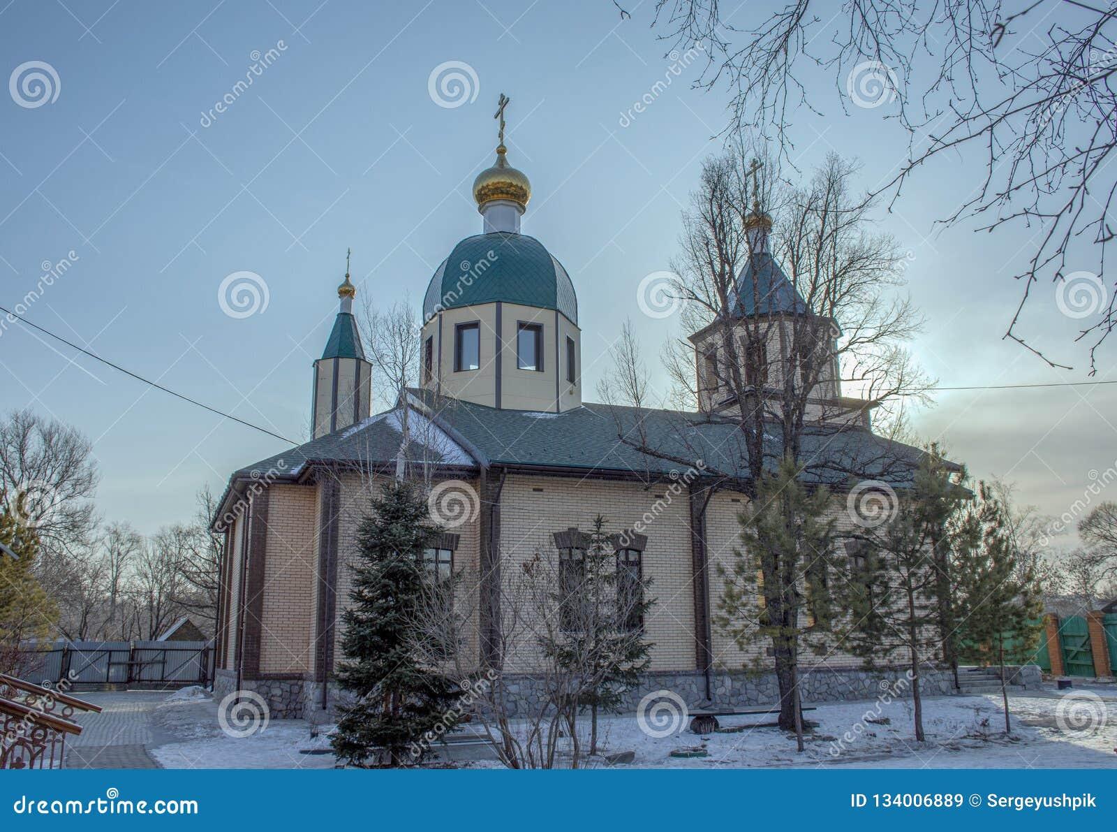Iglesia de St Alexander Nevsky