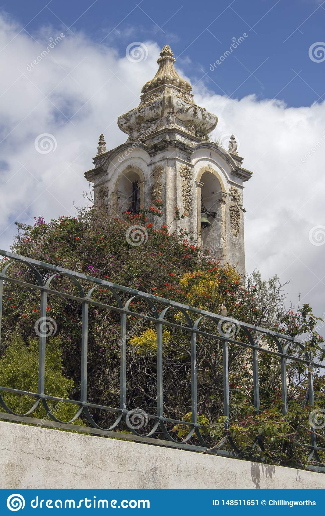 Iglesia de St Francis, Tavira, Portugal