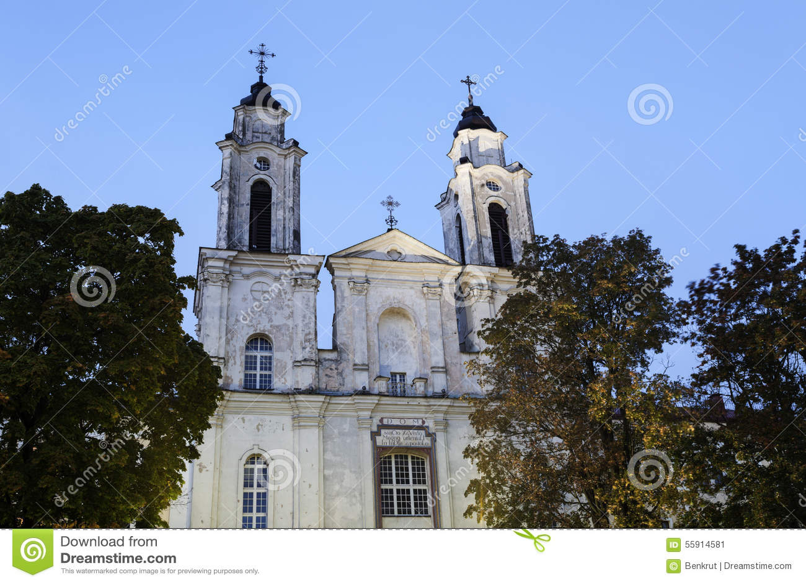 Iglesia de St Francis Xavier