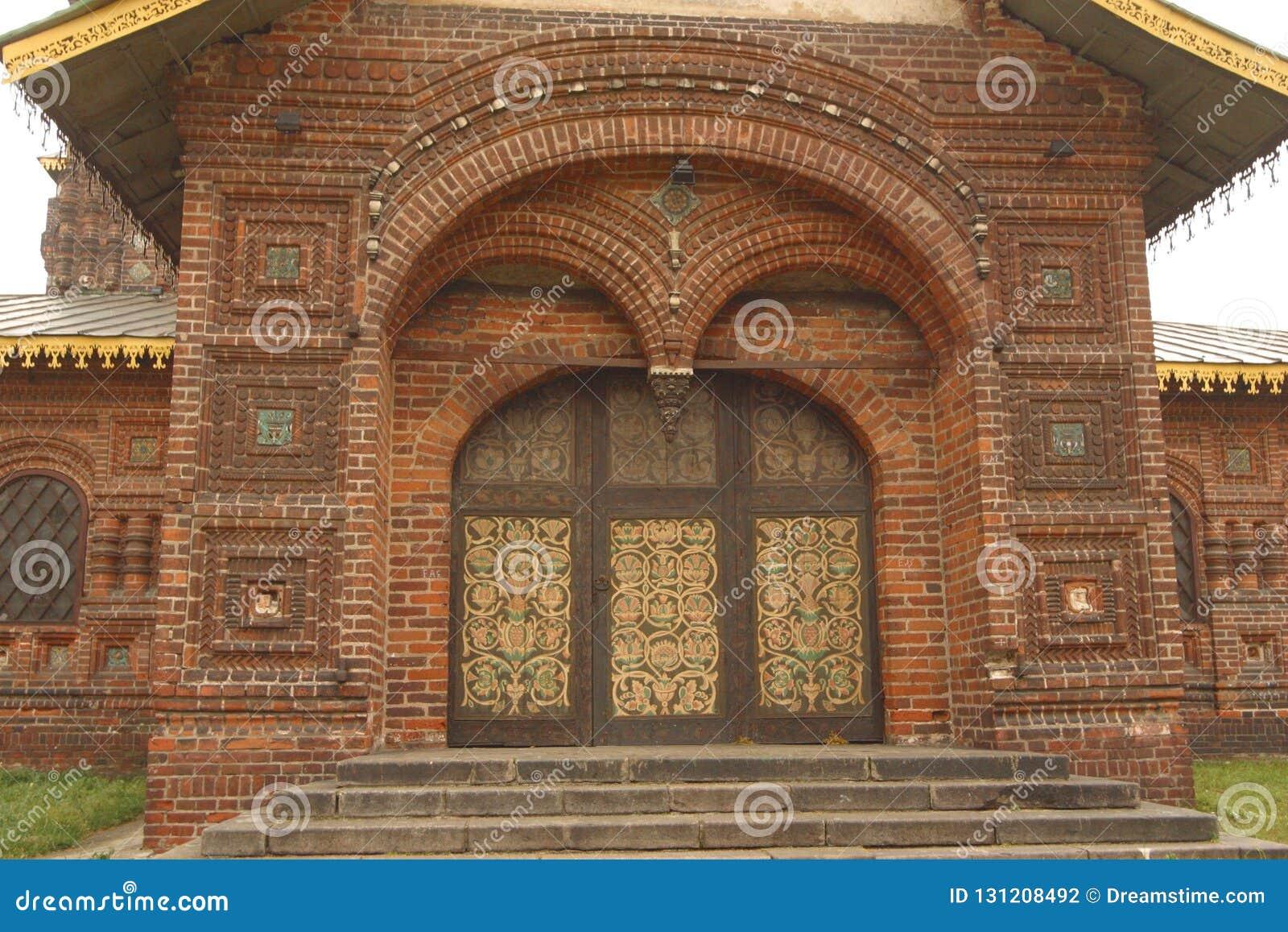 Iglesia de St John el Bautista en Yaroslavl