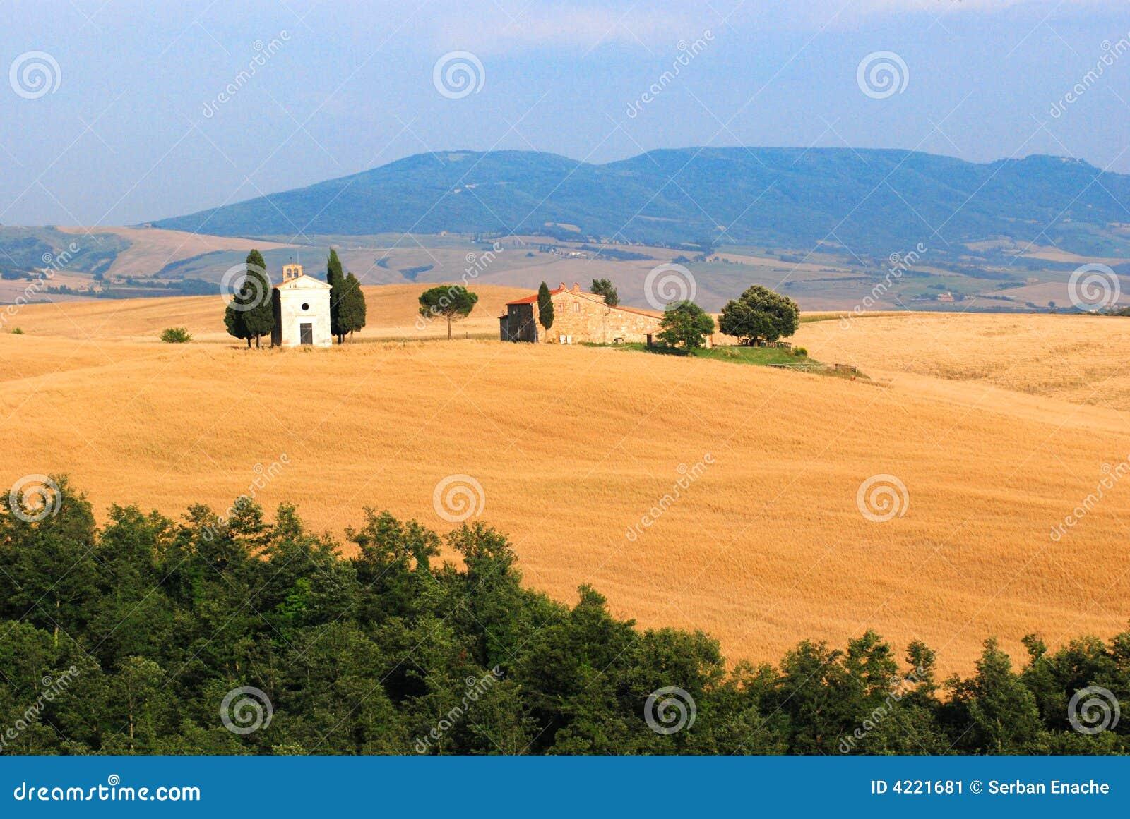 Iglesia de Toscana
