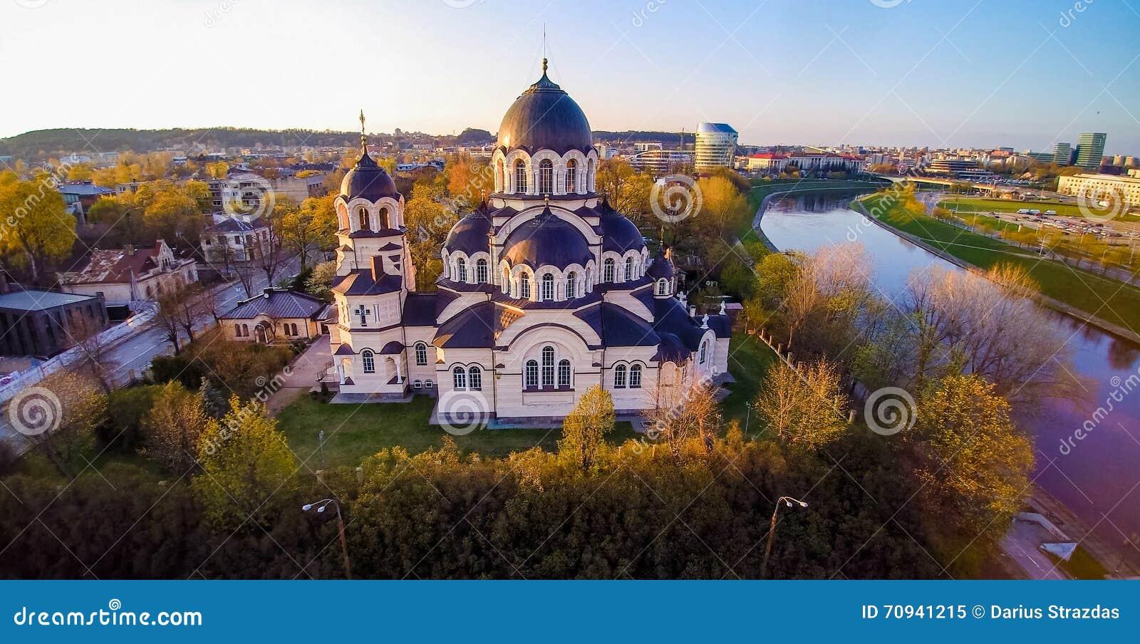 Iglesia de Vilna