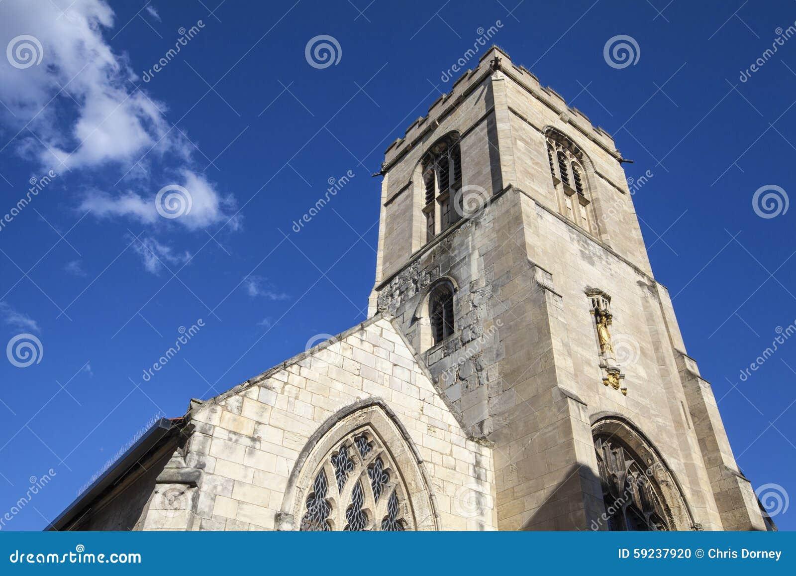 Iglesia del St Sampson en York