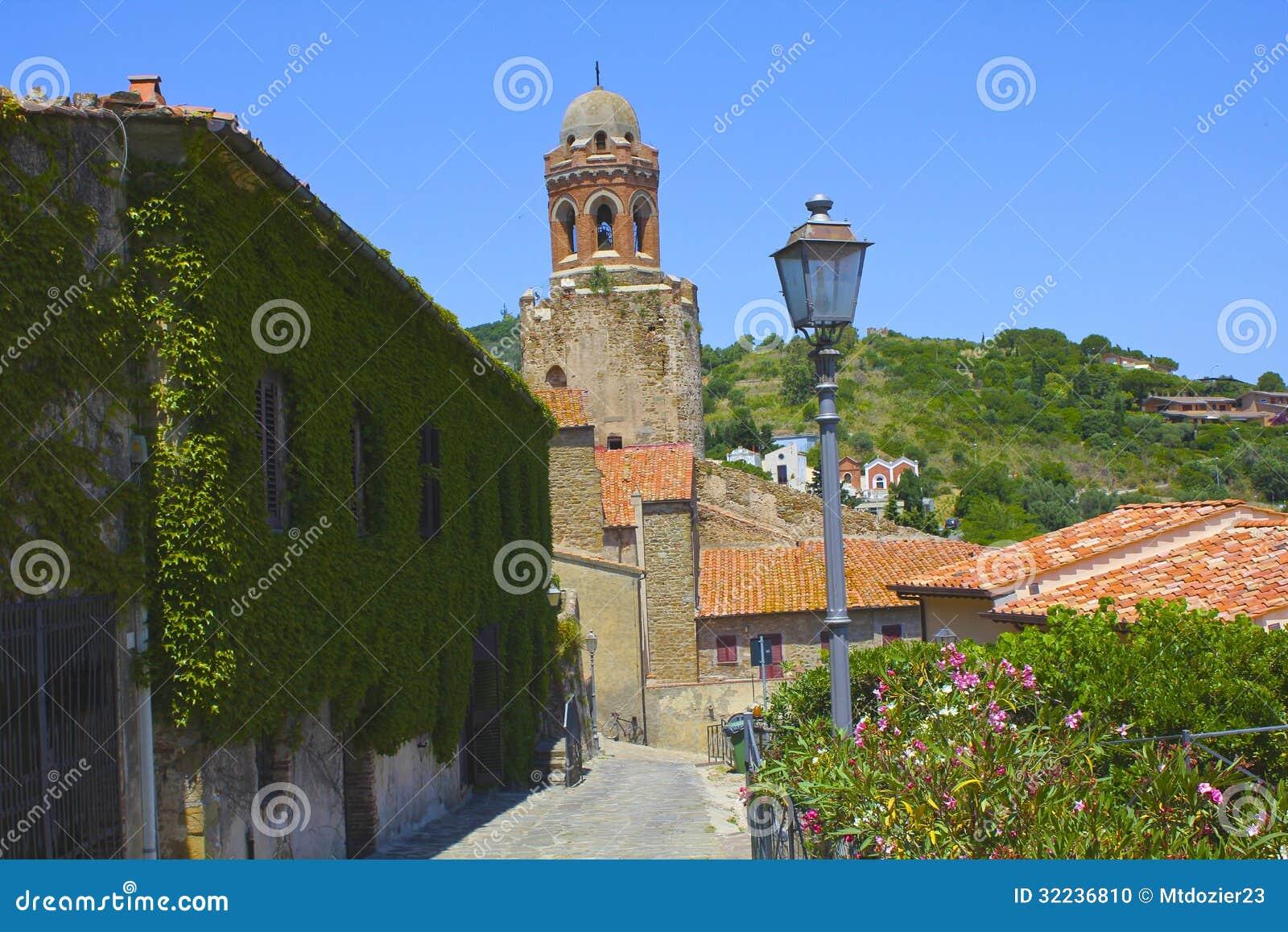 Iglesia en Castiglione, Italia