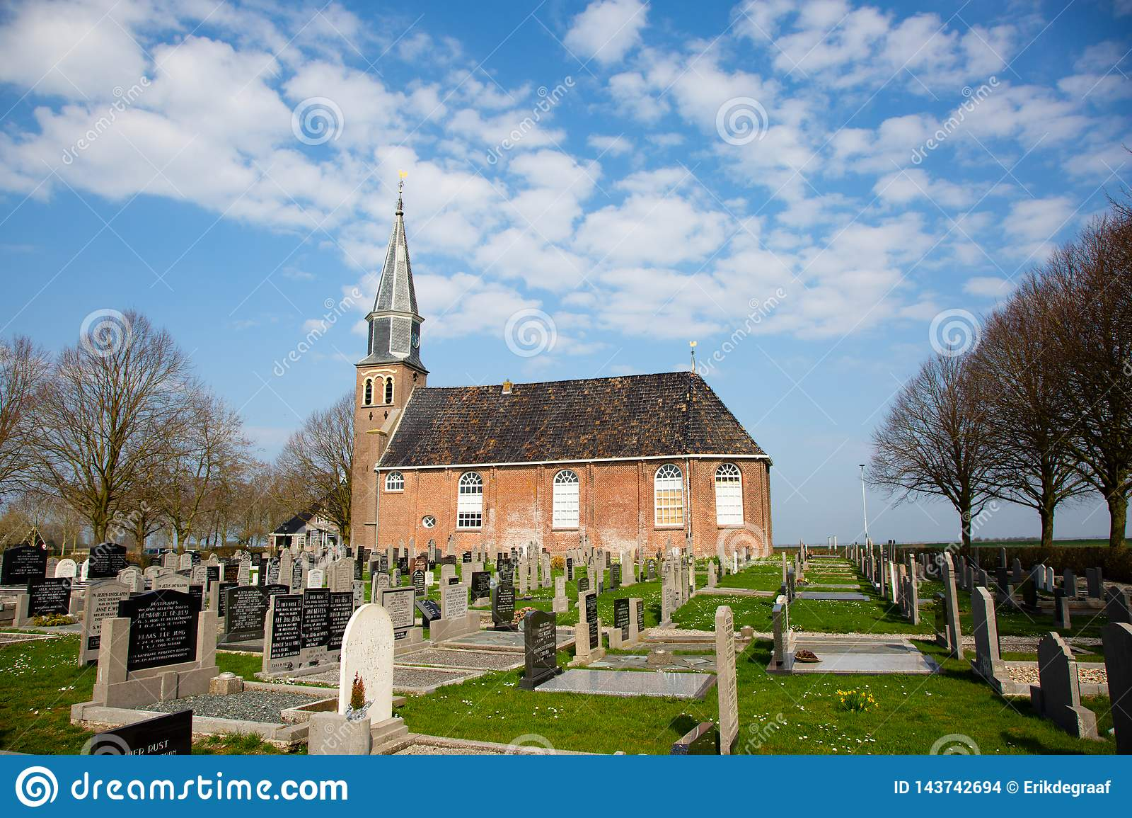 Iglesia en Echten