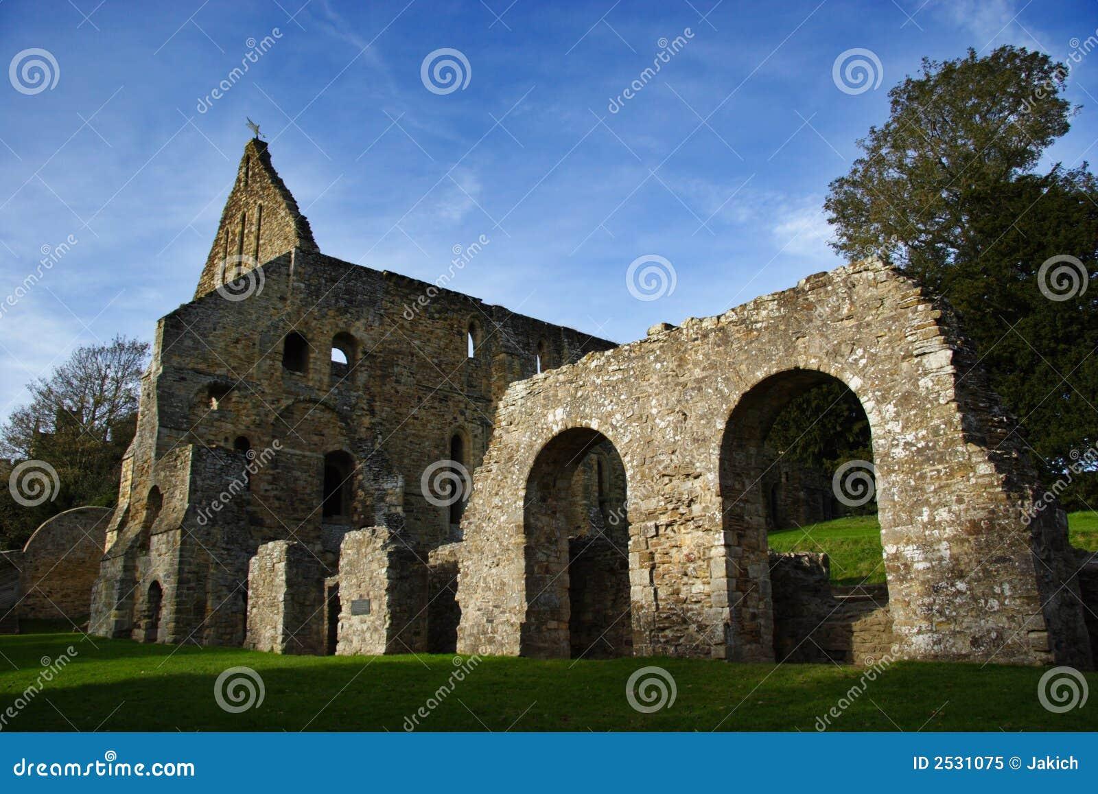 Iglesia en la batalla