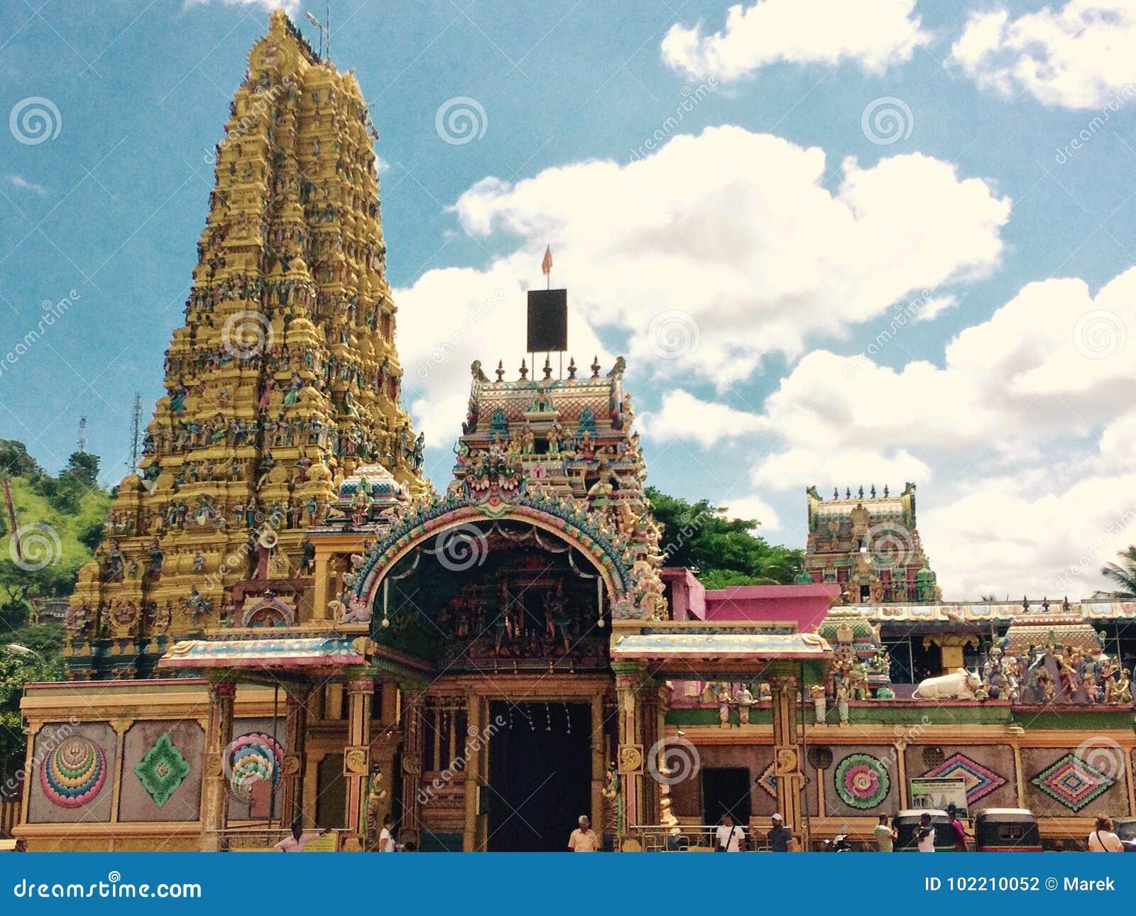 Iglesia india