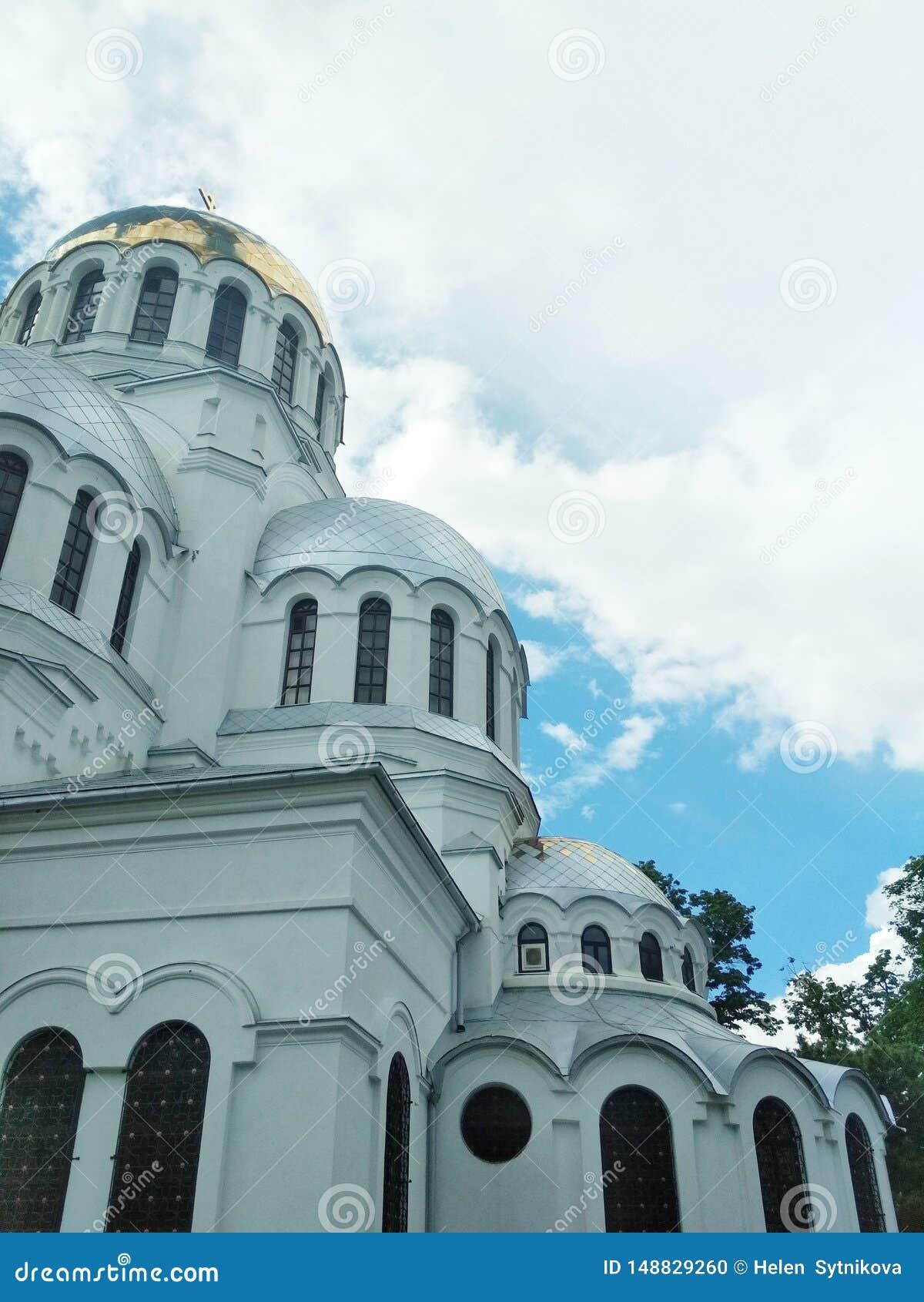 Iglesia ortodoxa, Kamenets-Podolsky, Ucrania