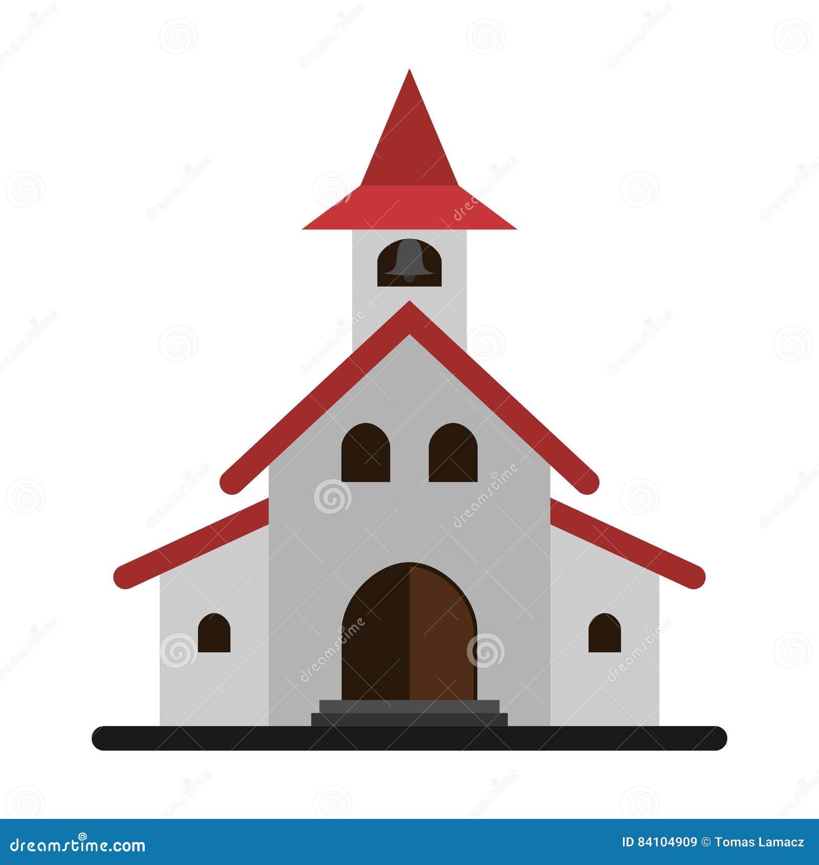 Iglesia simple hermosa