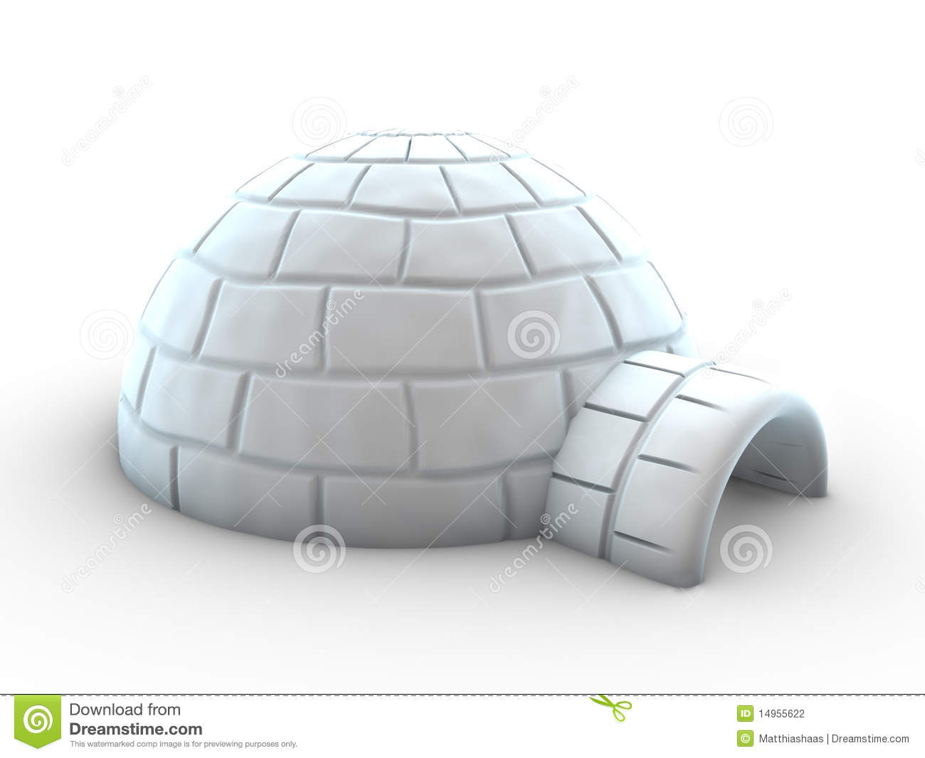 Igloo stock illustration illustration of isolated igloo 14955622 igloo pooptronica