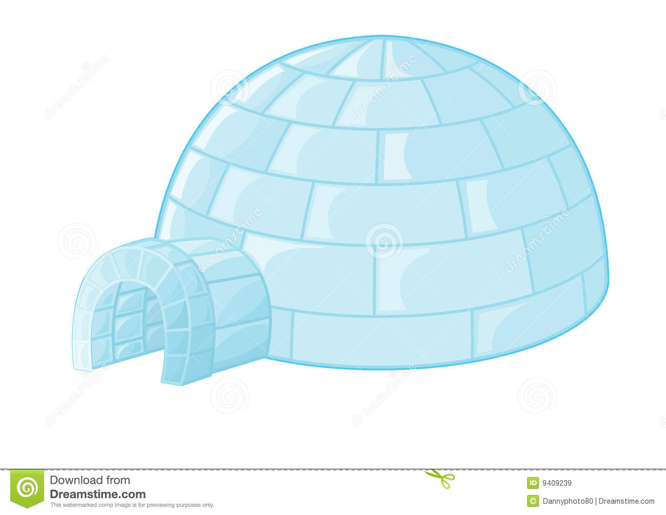 Igloo Royalty Free Stock Images Image 9409239