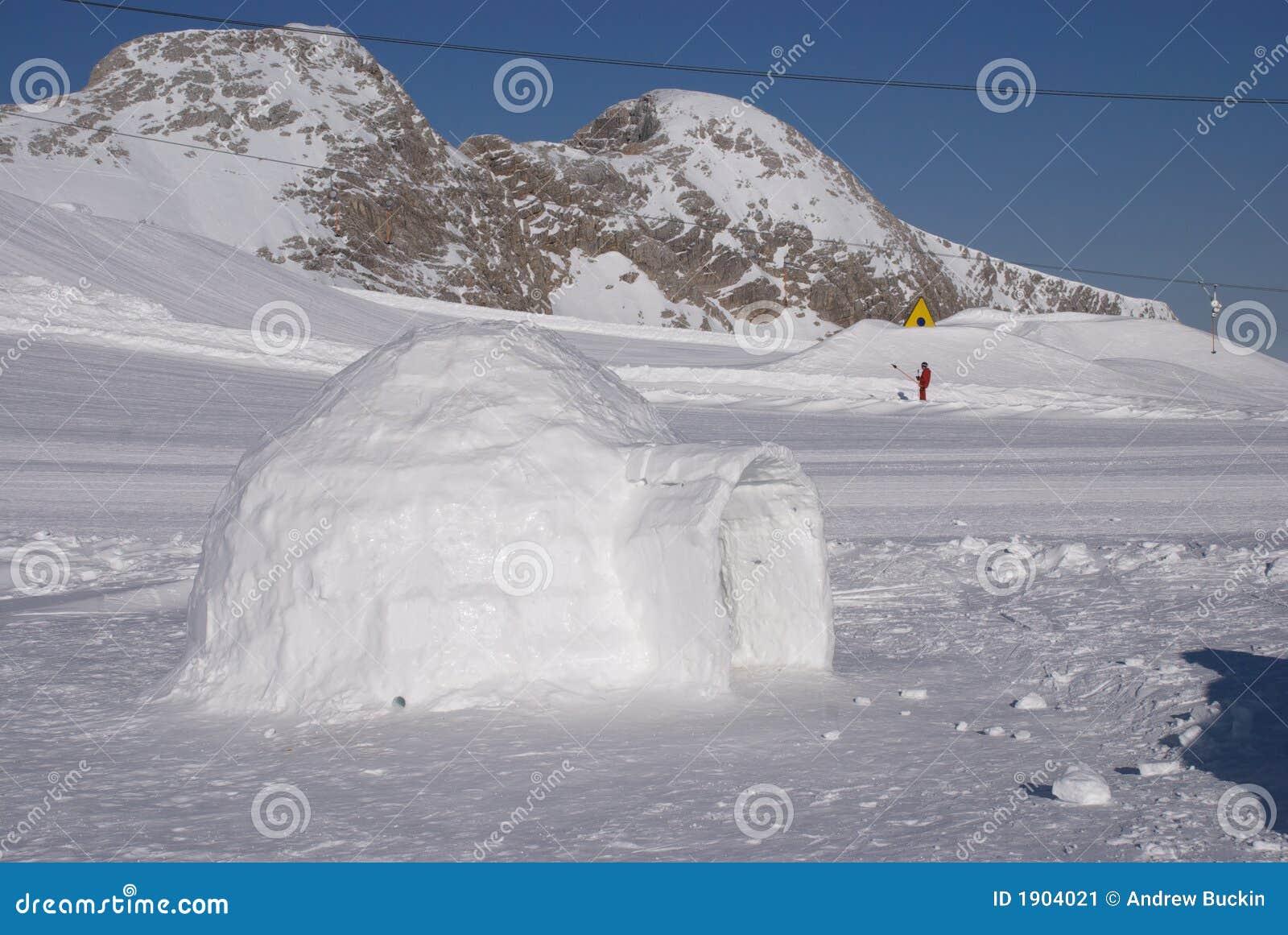 Igloo för is 4