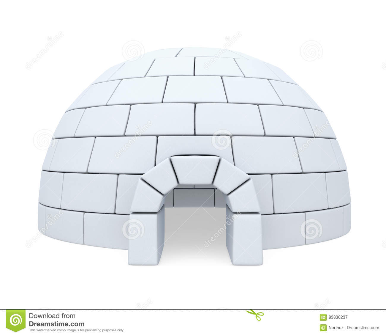 Igloo ice house stock illustration image of landscape 83836237 igloo ice house pooptronica