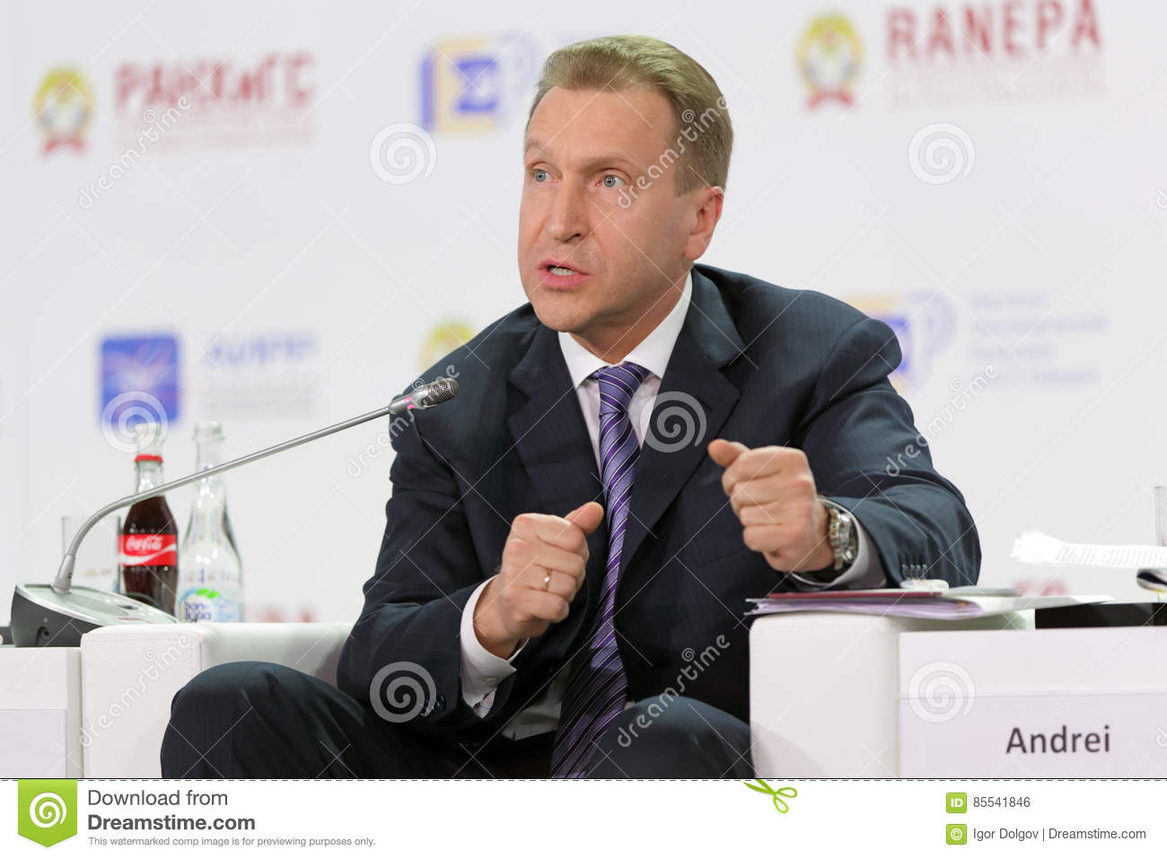 Igor Shuvalov: biography and photo of the First Deputy Prime Minister 38
