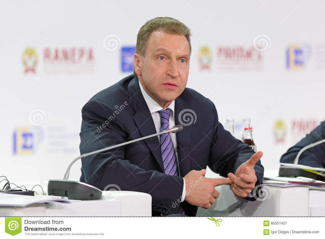 Igor Shuvalov: biography and photo of the First Deputy Prime Minister 70