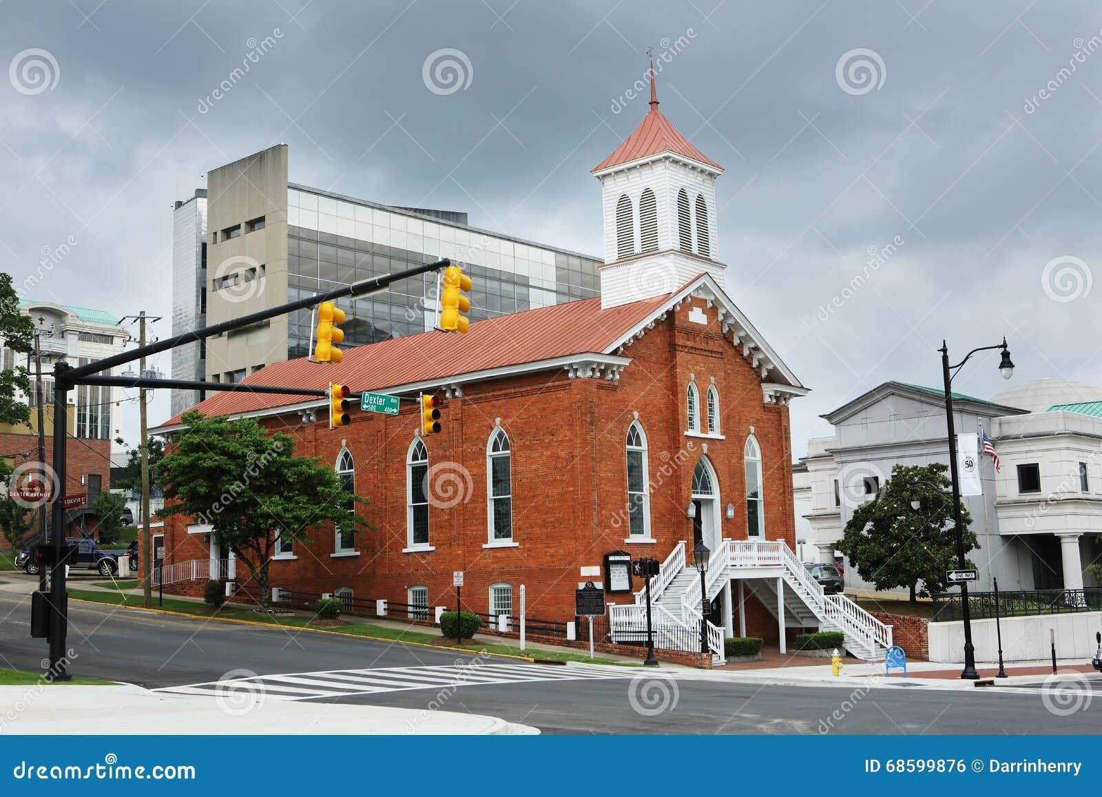 Igreja Alabama de Dexter Avenue King Memorial Baptist