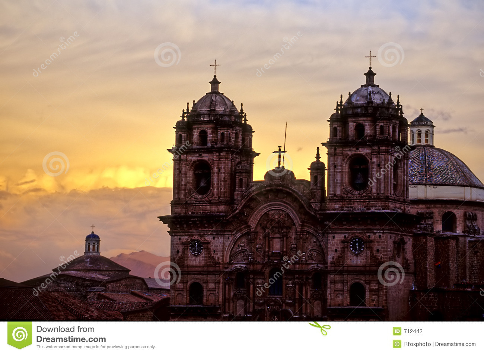Igreja Cusco, Peru