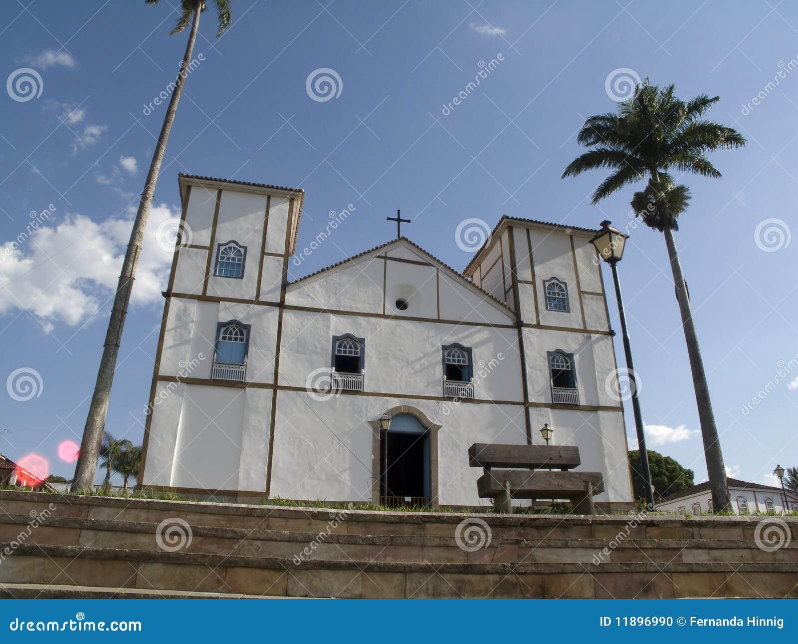 Igreja DA Matriz Nossa Senhora hace Rosrio