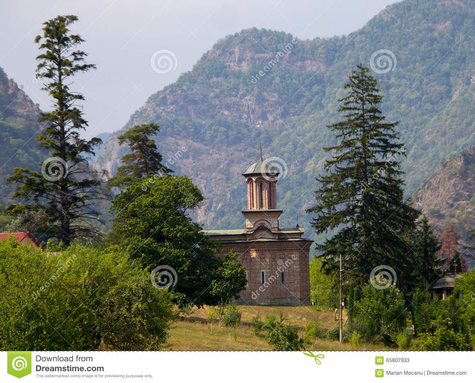 Igreja de Bolnita Cozia