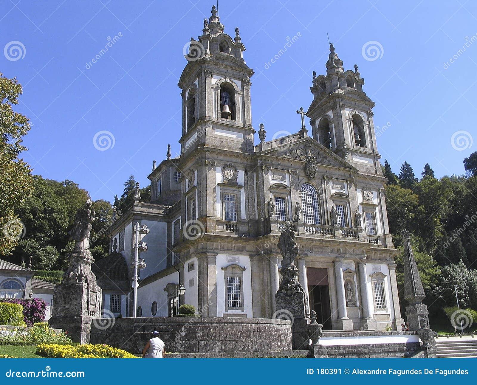 Igreja de Bom Jesús de Braga - Portugal
