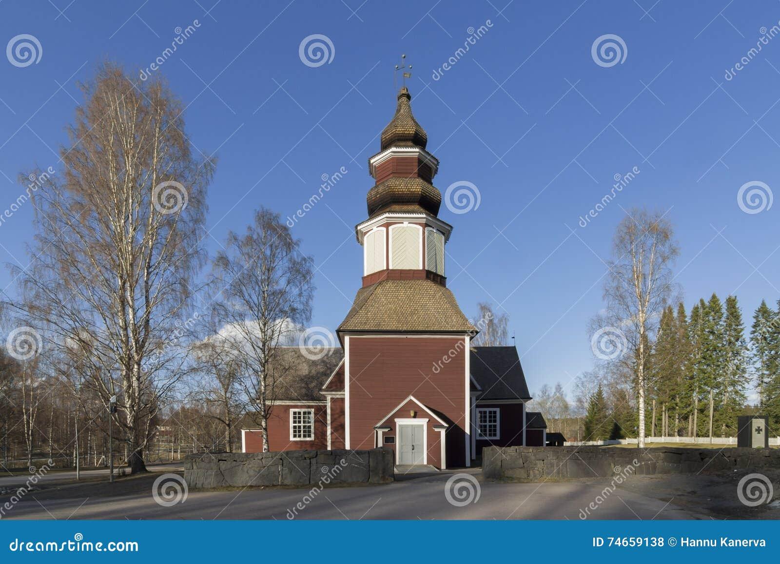 Igreja de madeira