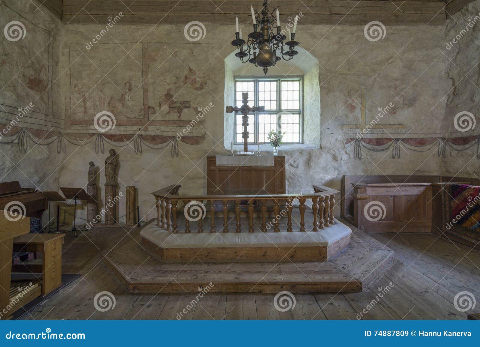 Igreja de pedra velha