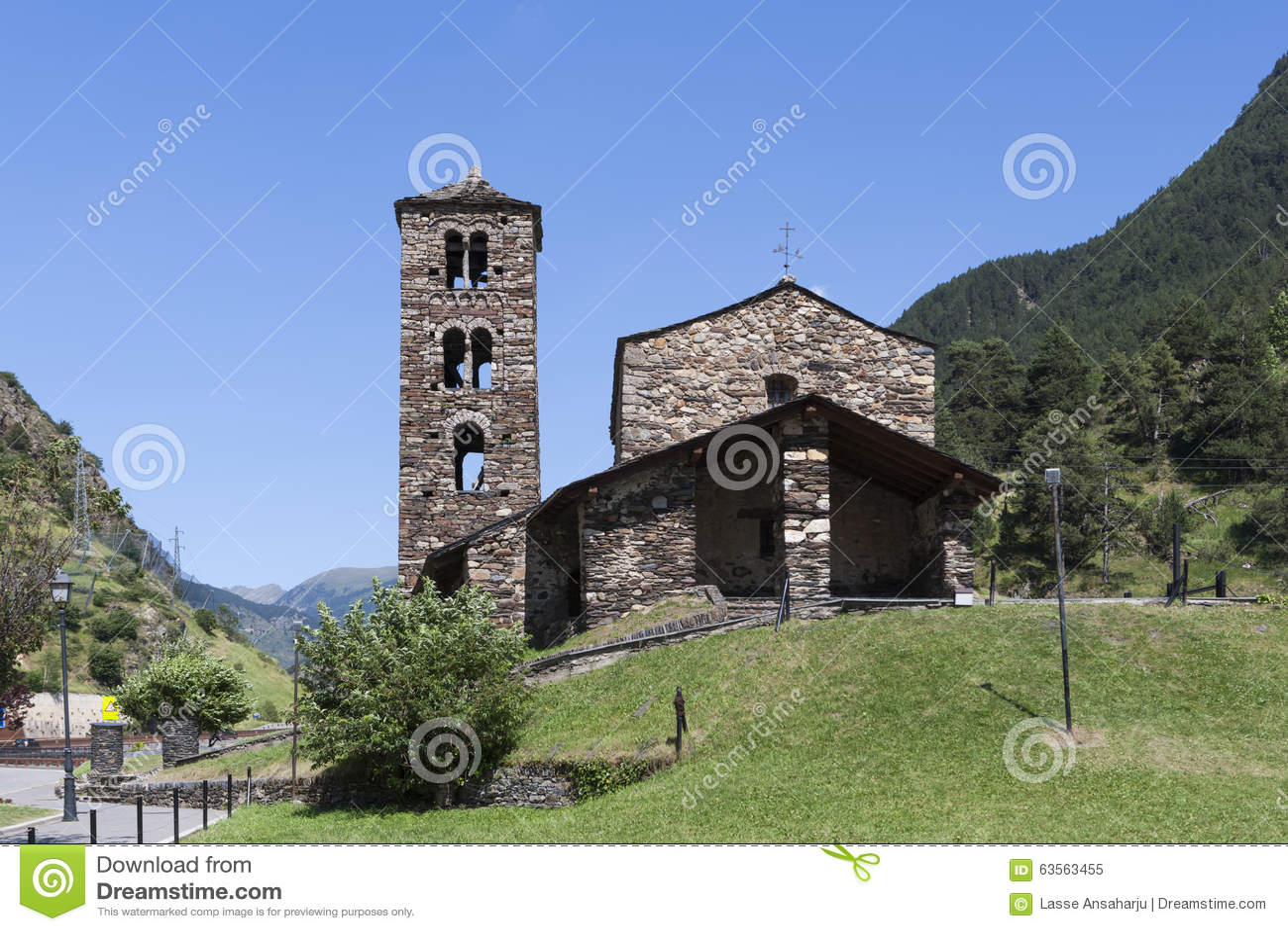 Igreja de Sant Joan de Caselles