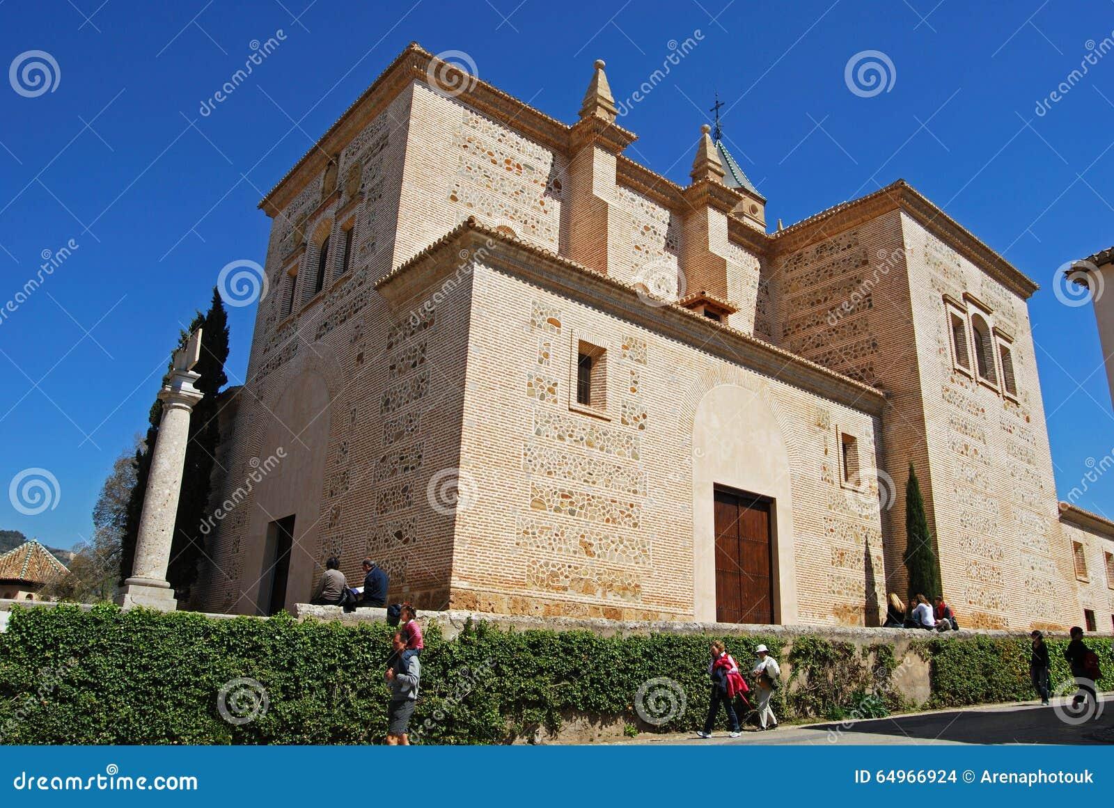 Igreja de Santa Maria, Alhambra Palace