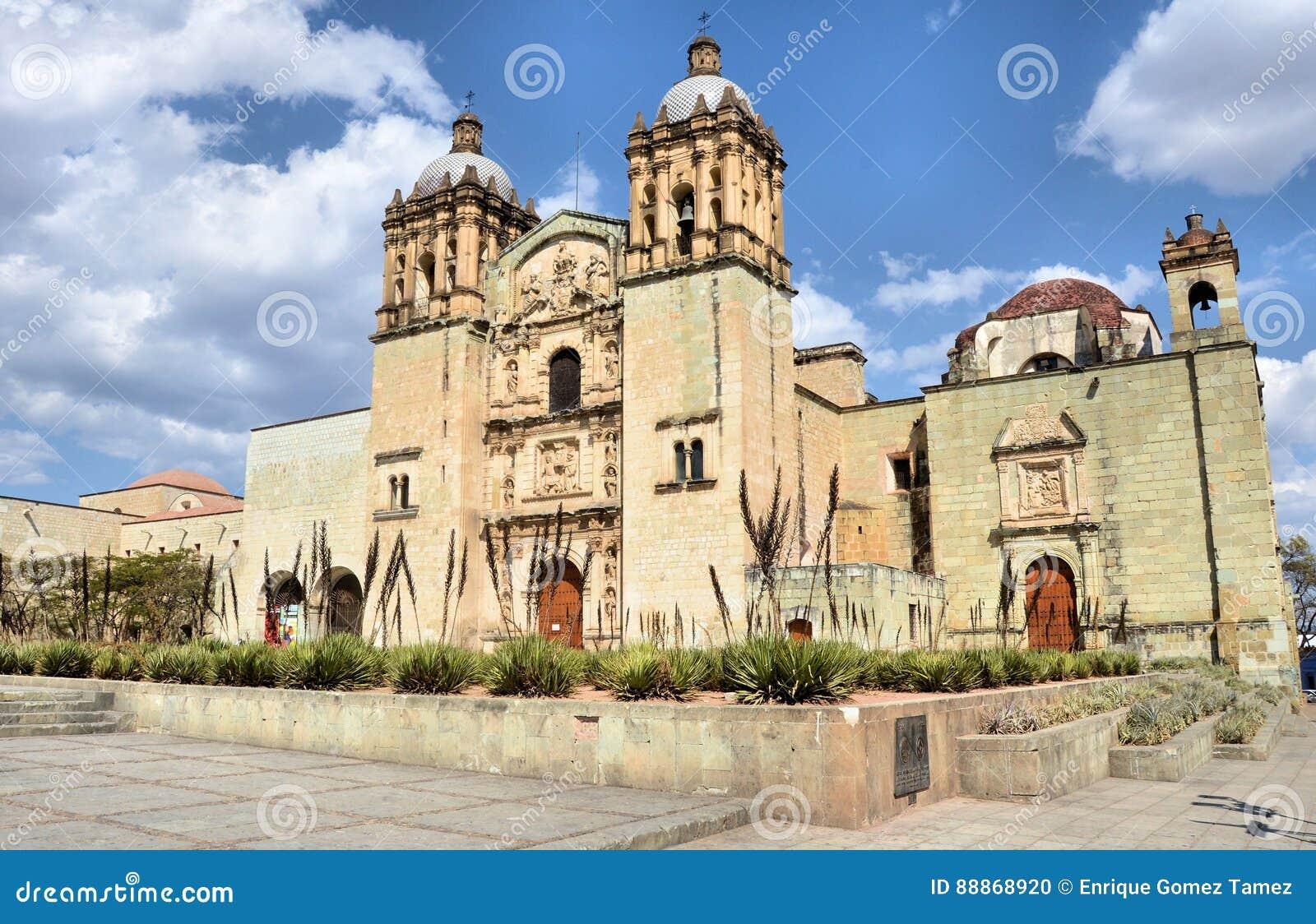 Igreja de Santo Domingo, Oaxaca